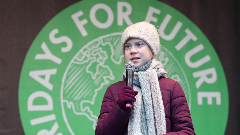 Naturkatastrophen vor Christus. Nein, Greta Thunberg